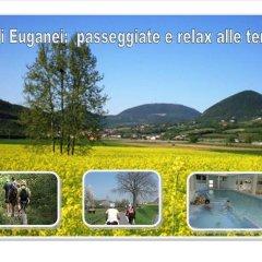 Отель Terme Villa Piave Италия, Абано-Терме - отзывы, цены и фото номеров - забронировать отель Terme Villa Piave онлайн фото 6