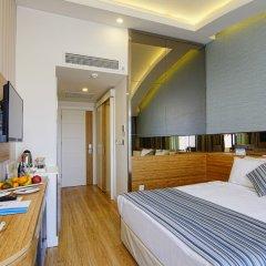 Отель Dosinia Luxury Resort - All Inclusive комната для гостей фото 4