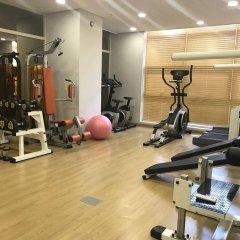 Ocloud Hotel Gangnam фитнесс-зал фото 3