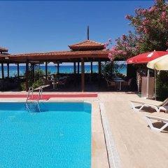 Safak Beach Hotel Сиде бассейн