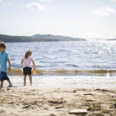 Отель Hamre Familiecamping Кристиансанд пляж фото 2