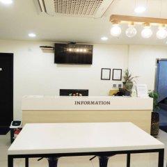 Отель K-Guesthouse Myeongdong 2 Южная Корея, Сеул - отзывы, цены и фото номеров - забронировать отель K-Guesthouse Myeongdong 2 онлайн интерьер отеля