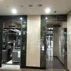 Galaxy Hotel фитнесс-зал