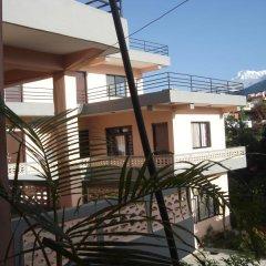 Отель Peaceful Непал, Покхара - отзывы, цены и фото номеров - забронировать отель Peaceful онлайн балкон