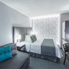 Отель Travelodge Hotel by Wyndham Montreal Centre Канада, Монреаль - отзывы, цены и фото номеров - забронировать отель Travelodge Hotel by Wyndham Montreal Centre онлайн комната для гостей фото 4