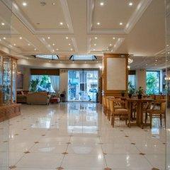 Отель Athens Atrium Hotel and Suites Греция, Афины - 2 отзыва об отеле, цены и фото номеров - забронировать отель Athens Atrium Hotel and Suites онлайн интерьер отеля