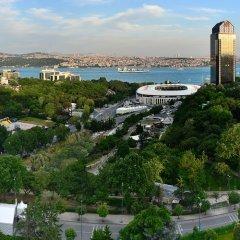 Hilton Istanbul Bosphorus Турция, Стамбул - 5 отзывов об отеле, цены и фото номеров - забронировать отель Hilton Istanbul Bosphorus онлайн пляж