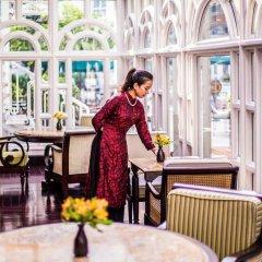 Отель Sofitel Legend Metropole Ханой балкон