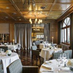 Отель Park Gstaad Швейцария, Гштад - отзывы, цены и фото номеров - забронировать отель Park Gstaad онлайн питание фото 3