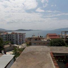 Отель Vila Gjoni пляж