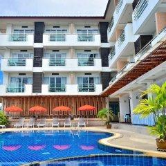 Отель First Residence Hotel Таиланд, Самуи - 4 отзыва об отеле, цены и фото номеров - забронировать отель First Residence Hotel онлайн бассейн фото 3