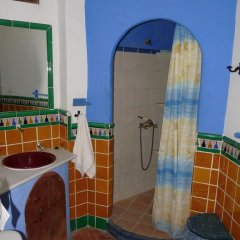 Отель Alojamientos Rurales Cortijo Del Norte Al Sur De Granada Дуркаль ванная фото 2