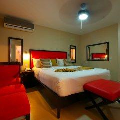 Best Western Plus Accra Beach Hotel сейф в номере