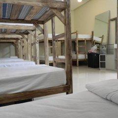Отель Sayab Hostel Мексика, Плая-дель-Кармен - отзывы, цены и фото номеров - забронировать отель Sayab Hostel онлайн комната для гостей фото 5