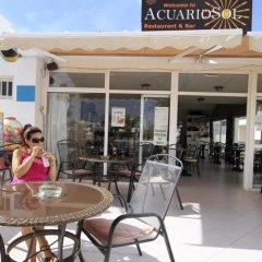 Отель Apartamentos Acuario Sol питание фото 2