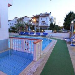 Отель Cennet Apart Мармарис бассейн фото 3
