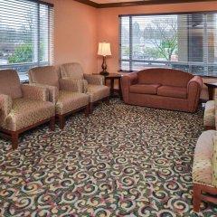 Отель Best Western Plus Cascade Inn & Suites интерьер отеля