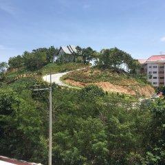 Отель Grande Caribbean Pattaya With Waterpark Free Wifi Паттайя балкон