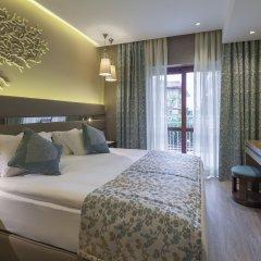Club Grand Aqua Турция, Сиде - отзывы, цены и фото номеров - забронировать отель Club Grand Aqua - All Inclusive онлайн комната для гостей фото 4