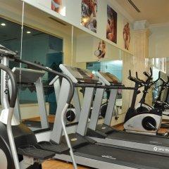 Bilem High Class Hotel Турция, Анталья - 2 отзыва об отеле, цены и фото номеров - забронировать отель Bilem High Class Hotel онлайн фитнесс-зал фото 4