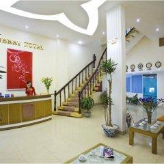 Отель Cherry Hotel 2 Вьетнам, Ханой - отзывы, цены и фото номеров - забронировать отель Cherry Hotel 2 онлайн интерьер отеля