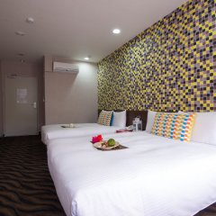 Ecfa Hotel-Ximen Red House Branch комната для гостей фото 4