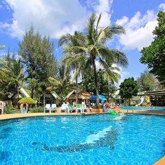 Отель Southern Lanta Resort Таиланд, Ланта - отзывы, цены и фото номеров - забронировать отель Southern Lanta Resort онлайн бассейн фото 2