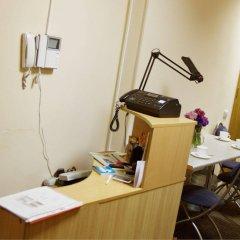 Гостиница Меблированные комнаты Ринальди у Петропавловской удобства в номере фото 2