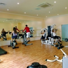 Stella Beach Турция, Окурджалар - отзывы, цены и фото номеров - забронировать отель Stella Beach - All Inclusive онлайн фитнесс-зал фото 2