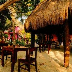 Hotel Dos Ceibas Eco Retreat питание