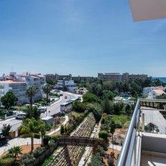 Отель Areias Village Португалия, Албуфейра - отзывы, цены и фото номеров - забронировать отель Areias Village онлайн балкон