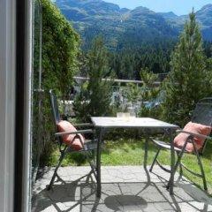Отель Amanda Швейцария, Санкт-Мориц - отзывы, цены и фото номеров - забронировать отель Amanda онлайн балкон