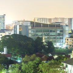 Oyo 129 Gems Park Hotel Бангкок фото 6
