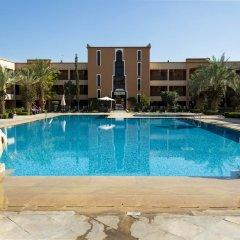 Отель Club Paradisio Марокко, Марракеш - отзывы, цены и фото номеров - забронировать отель Club Paradisio онлайн бассейн фото 2