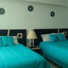 Апартаменты Apartment Solymar Cancun Beach комната для гостей