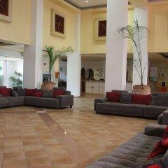 Отель Panthea Holiday Village Water Park Resort интерьер отеля