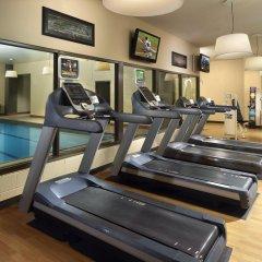 Omni Severin Hotel фитнесс-зал