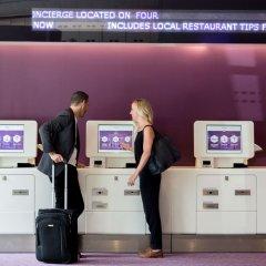 Отель Yotel New York at Times Square США, Нью-Йорк - отзывы, цены и фото номеров - забронировать отель Yotel New York at Times Square онлайн банкомат
