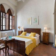 Отель B&B Palazzo Tortoli Италия, Сан-Джиминьяно - отзывы, цены и фото номеров - забронировать отель B&B Palazzo Tortoli онлайн комната для гостей фото 3