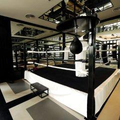 Отель THE SIAM фитнесс-зал фото 3