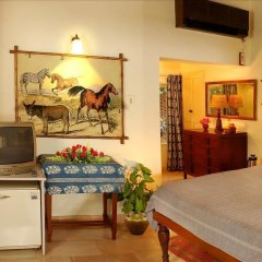 Отель WelcomHeritage Maharani Bagh Orchard Retreat в номере
