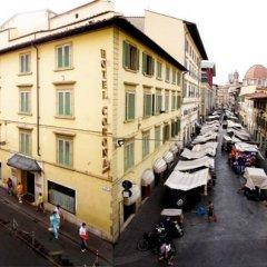 Отель Corona Ditalia Италия, Флоренция - 1 отзыв об отеле, цены и фото номеров - забронировать отель Corona Ditalia онлайн фото 9