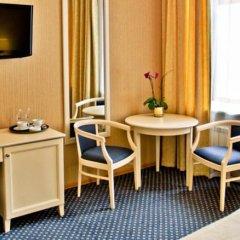 Гостиница Астон 4* Стандартный номер с 2 отдельными кроватями фото 13