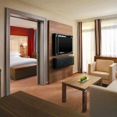 Crowne Plaza Frankfurt Congress Hotel комната для гостей фото 3