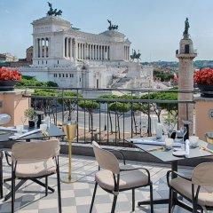 Отель Nh Collection Roma Fori Imperiali Рим балкон