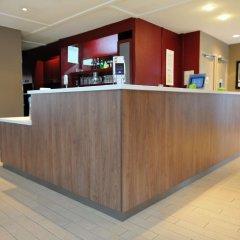 Отель Campanile Lyon Est - Aéroport Saint Exupéry интерьер отеля
