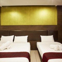 Tribe Hotel Pattaya комната для гостей фото 4