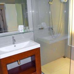 Отель Ta Residence Suvarnabhumi Бангкок ванная фото 2
