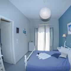 Отель Nostos Hotel Греция, Остров Санторини - отзывы, цены и фото номеров - забронировать отель Nostos Hotel онлайн комната для гостей фото 5