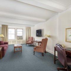 Отель Salisbury Hotel США, Нью-Йорк - 8 отзывов об отеле, цены и фото номеров - забронировать отель Salisbury Hotel онлайн комната для гостей фото 5